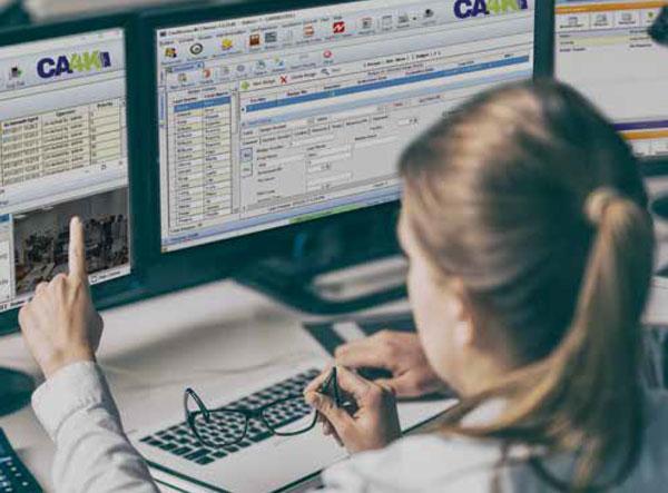 Continental CA4K Enterprise Class Software