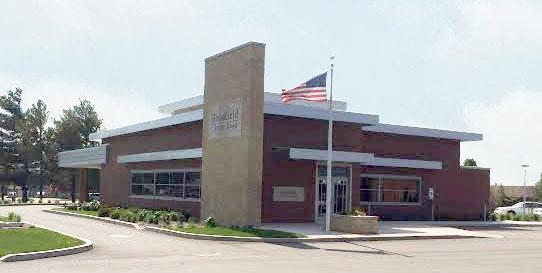 Goodfield Bank, in Goodfield Illinois