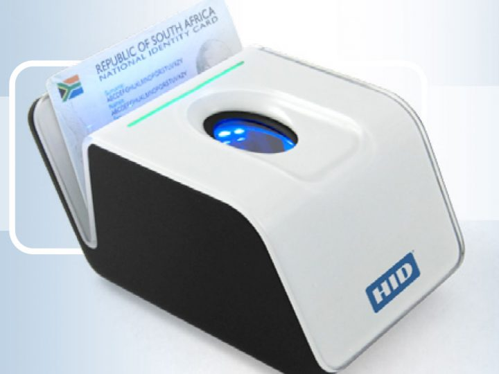 Lumidigm® V371 Fingerprint Reader