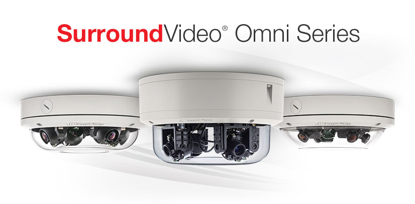 SurroundVideo Omni series cameras.