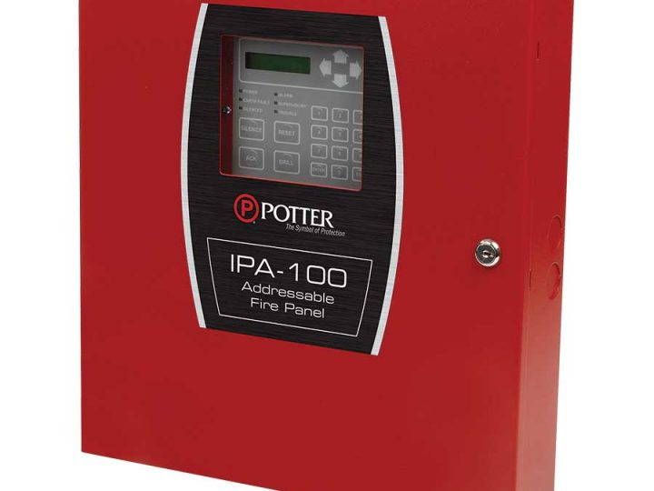 IPA Series Fire Alarm Systems